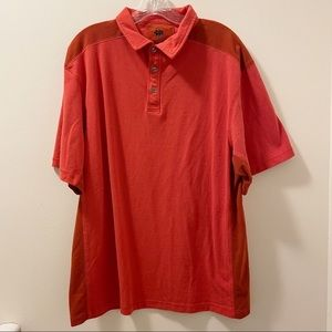 Field N' Forest Two-tone Polo Shirt - Size XL